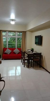 Fully Furnished Studio Unit with Parking at Two Serendra BGC