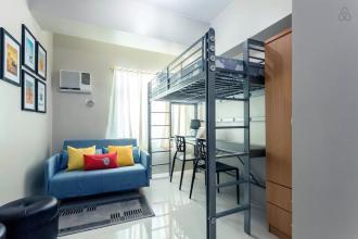 Fully Furnished Studio Unit at Vista Taft for Rent