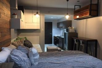 Fully Furnished Studio Unit for Rent at Wil Tower QC