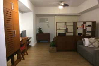 Fully Furnished Studio Unit for Rent at Two Maridien