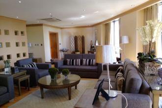 Fully Furnished 3 Bedroom Unit for Rent at Essensa East Forbes