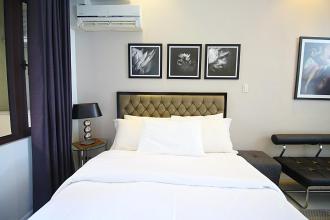 Hotel Style Studio unit with Balcony Condo for Rent in Manila