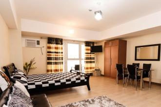 Studio Type Fully Furnished Condo for Rent at Venice Residences