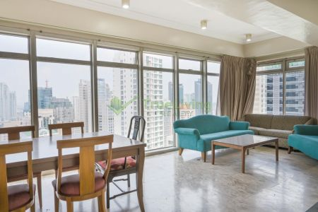 Fully Furnished 3BR for Rent in Salcedo Park Makati City