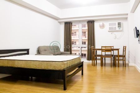 Furnished Residential Studio in Two Maridien BGC