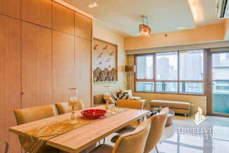 Fully Furnished 2BR Condo for Rent Edades Rockwell Makati City