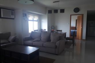 3BR Fully Furnished Condo at Trion Towers for Rent