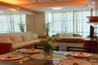 2 Bedroom Fully Furnished at Blue Sapphire Residences