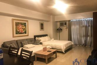 Fully Furnished Studio Unit with Balcony at Greenbelt Chancellor