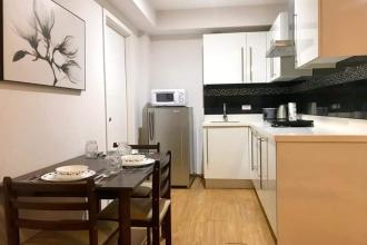 Fully Furnished 2 Bedroom Unit at Acqua Private Residences