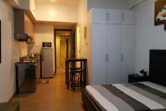 Fully Furnished  Studio Unit St Francis Ortigas Free Sky Netflix