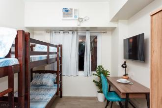 Fully Furnished Studio Unit in 878 Espana for Rent