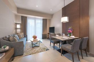 Special Five Star 2 Bedroom at Somerset Alabang