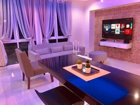 Fully Furnished 2BR unit in San Lorenzo Place with Parking