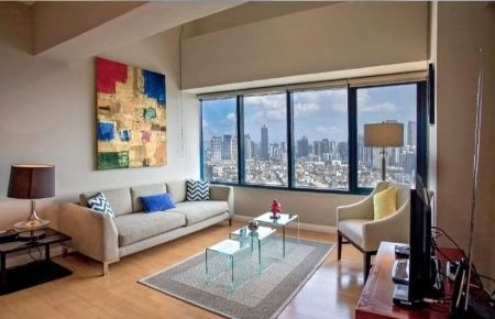 Fully Furnished 2BR for Rent in One Rockwell Makati