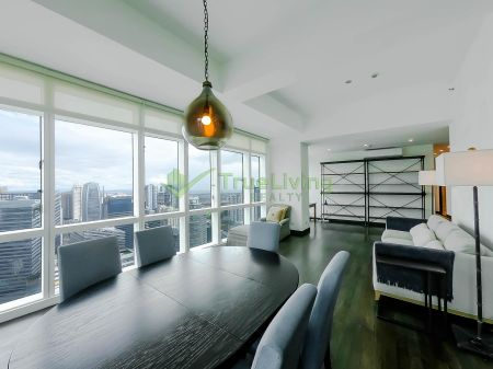 FullyFurnished 2 Bedroom Condo for Rent in 8 Forbestown Road BGC