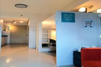 Studio High Floor Furnished at Blue Residences
