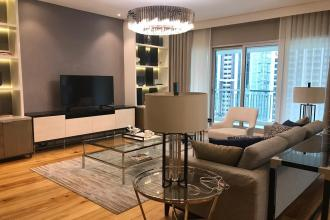 Fully Furnished 3BR at One Penn Place at Salcedo Village