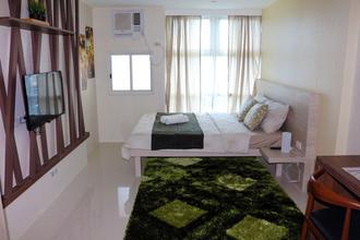 Studio condo Unit near ABS CBN with optional parking for rent