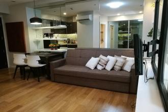 Interior Designed 1BR for Rent in Milano Residences Makati
