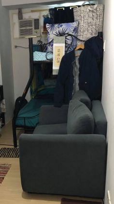 Fully Furnished Studio Unit at MPlace South Triangle for Rent