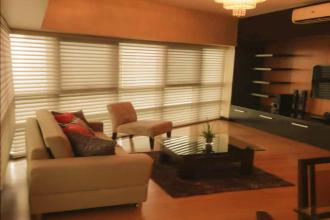 Prestigious 3BR for Rent at The Residences at Greenbelt