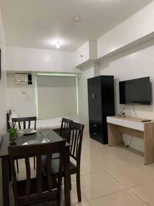 Studio Unit for Lease at The Beacon Roces Tower, Makati