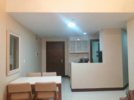 2 Bedroom with Parking at THREE CENTRAL Makati