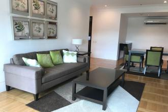 Fully Furnished 2 Bedroom Unit at One McKinley Place for Rent