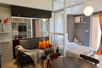 The Venice Residences Fully Furnished Studio in Taguig