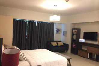 Fully Furnished Studio Unit in Two Serendra for Rent
