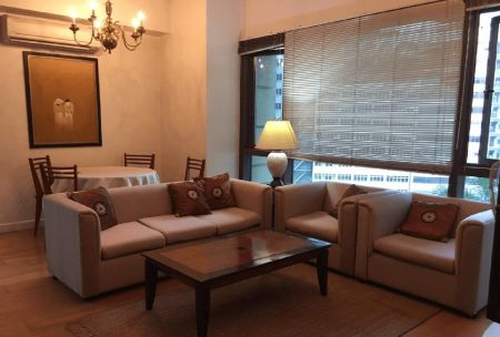 1BR Condo for Rent in The Shang Grand Tower Legazpi Village