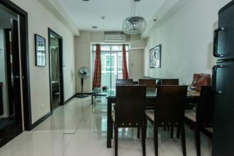 Fully Furnished 1 Bedroom Unit at Grand Hamptons for Rent