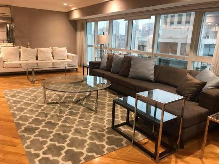 3 Bedroom plus Den For Lease at Fraser Place Makati!