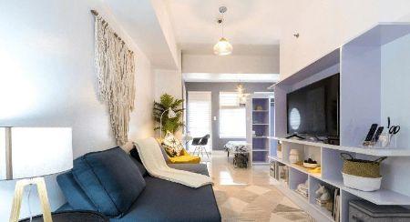 Studio Condo for Rent in Manhattan Parkview Cubao QC