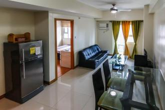 Fully Furnished 1 Bedroom Condo for Rent at Trion Towers