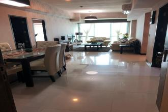 Fully Furnished 3BR Unit in 8 Forbestown Road for Rent