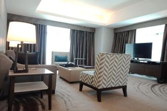 Five Star 1 Bedroom at Glorietta Mall