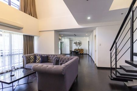 Fully Furnished 4 Bedroom Penthouse at Milano Residences Makati