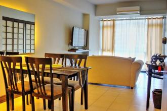 Fully Furnished 1BR Condo for Rent at Forbeswood Parklane