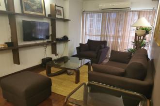 Fully Furnished 1 Bedroom For Rent At La Maison Legaspi Village