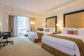 Greatest 2 Bedroom For VIP in Makati Raffles Fairmont