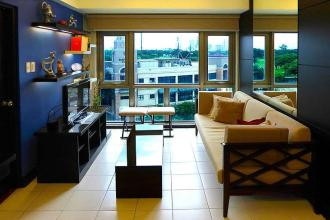 Fully Furnished 1 Bedroom Condo for Rent at Forbeswood Parklane