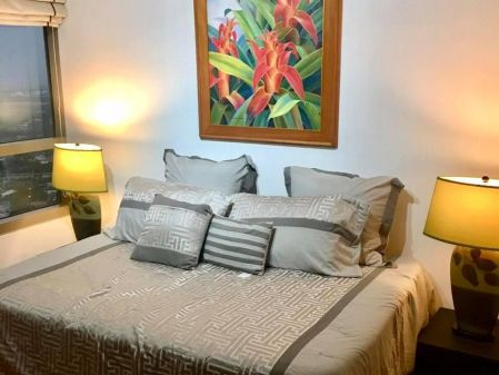 Fully Furnished 2BR Unit at The Residences At Greenbelt for Rent