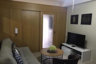 Fully Furnished 1 Bedroom for Rent in Shell Residences Pasay