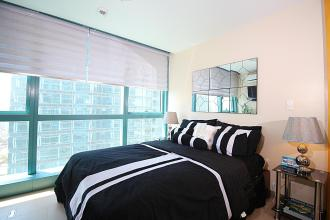Fully Furnished 1BR Unit for Rent at One Uptown Residence
