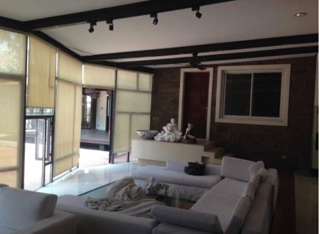 Balinese Inspired House for Rent in BF Homes Paranaque