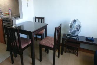 Fully Furnished 1 Bedroom Unit For Rent at Vivant Flats