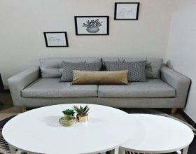 Fully Furnished 1 Bedroom Unit at Fairway Terraces for Rent