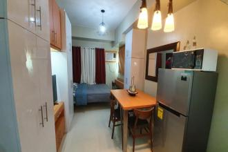 Fully Furnished Studio Unit at The Pearl Place for Rent